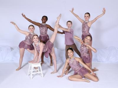 Danceworks Hourglass