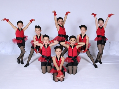 Danceworks Emerald Jazz
